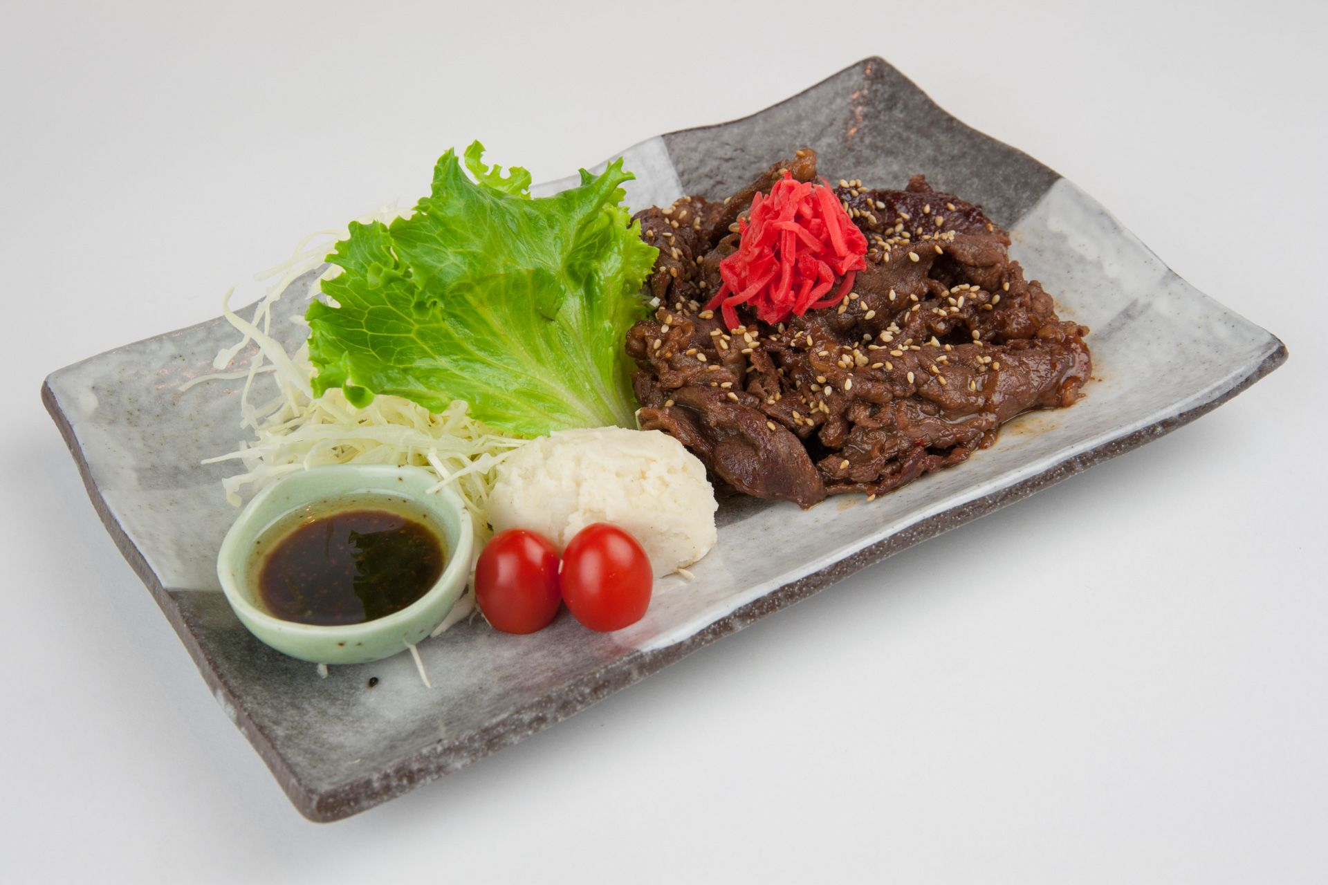 Beef Yakiniku yakiniku calgary yyc japanesefood