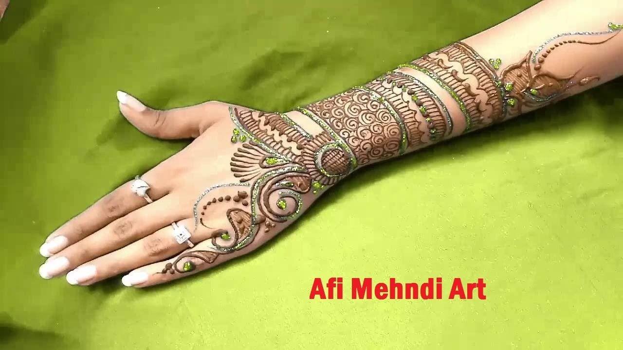 Mehndi Design 2017 Latest Images : New mehndi design best henna for handlatest