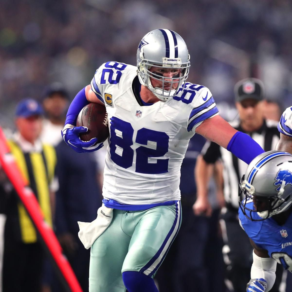 Jason Witten Agrees to 4Year Contract Extension with