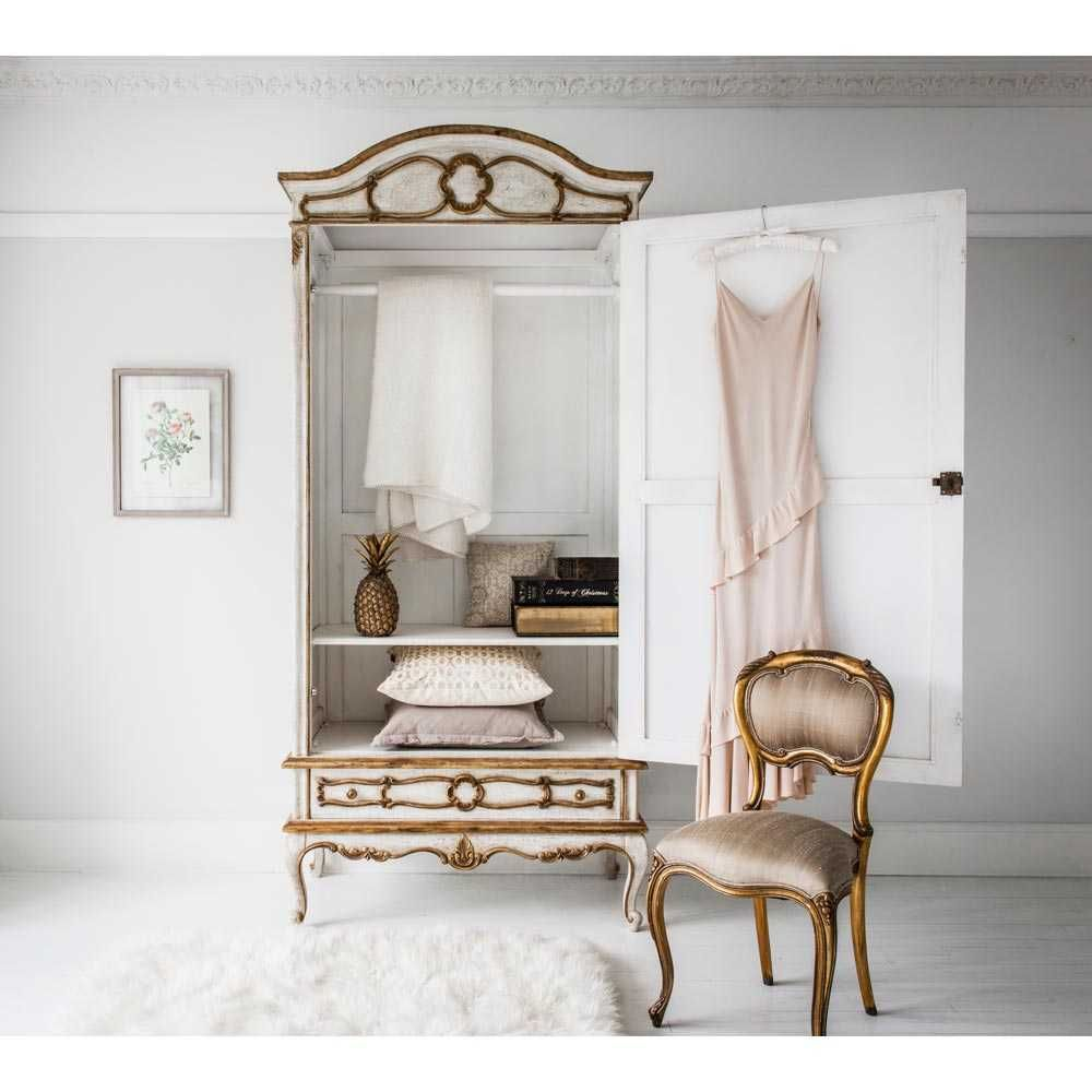 Palais Classical French Armoire French Wardrobe