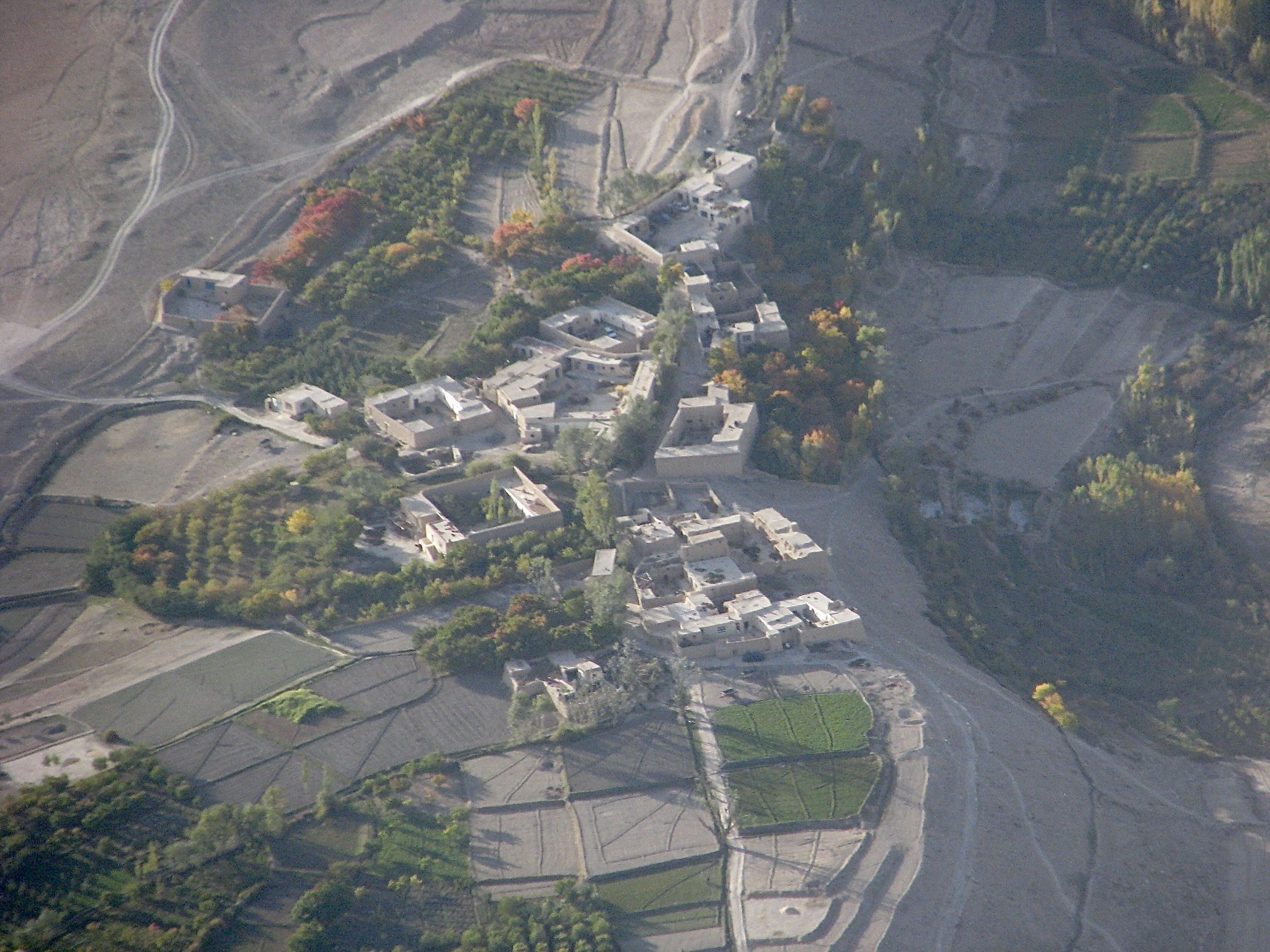 Villages Of Afghanistan