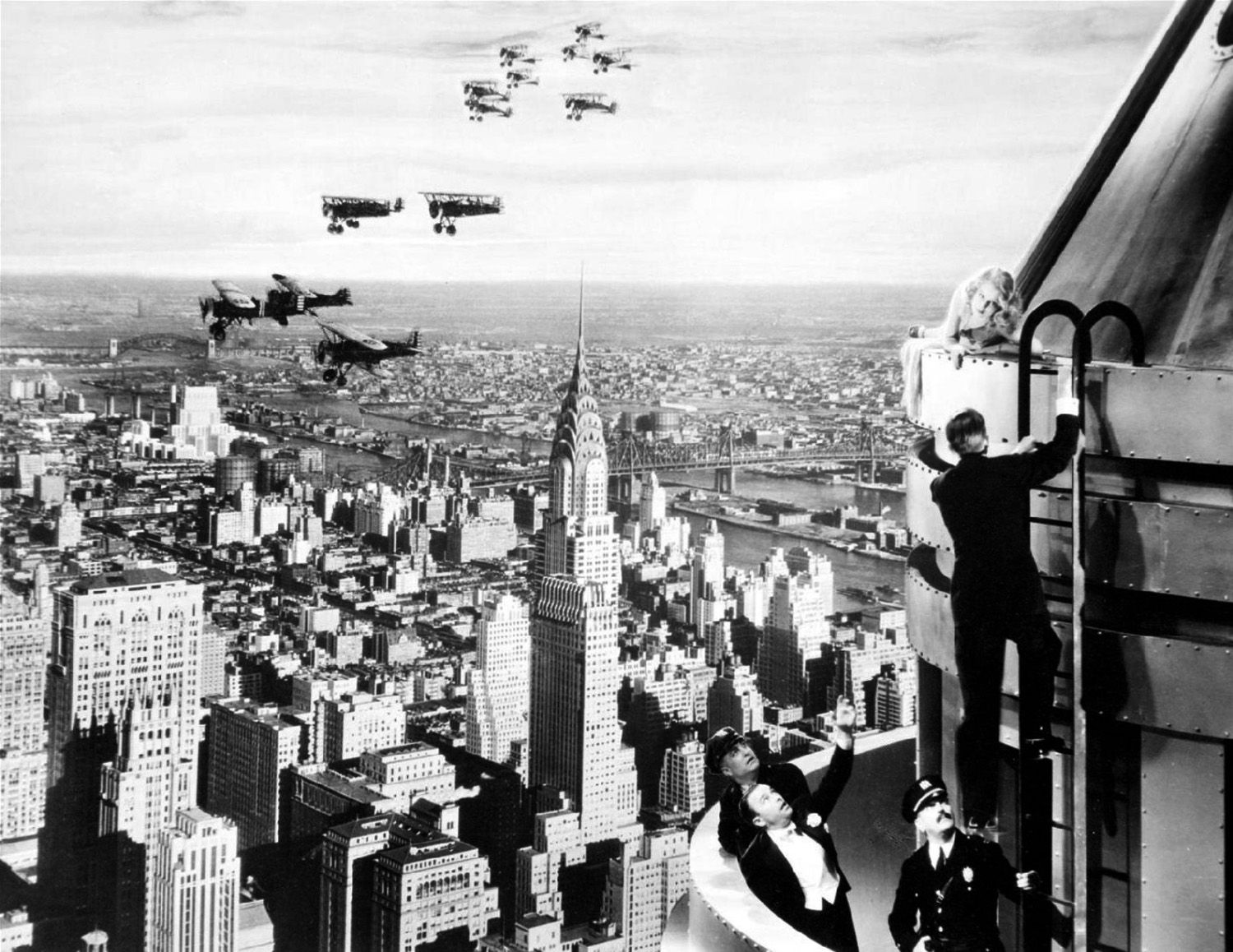 Empire State Building Quote: New York City In King Kong