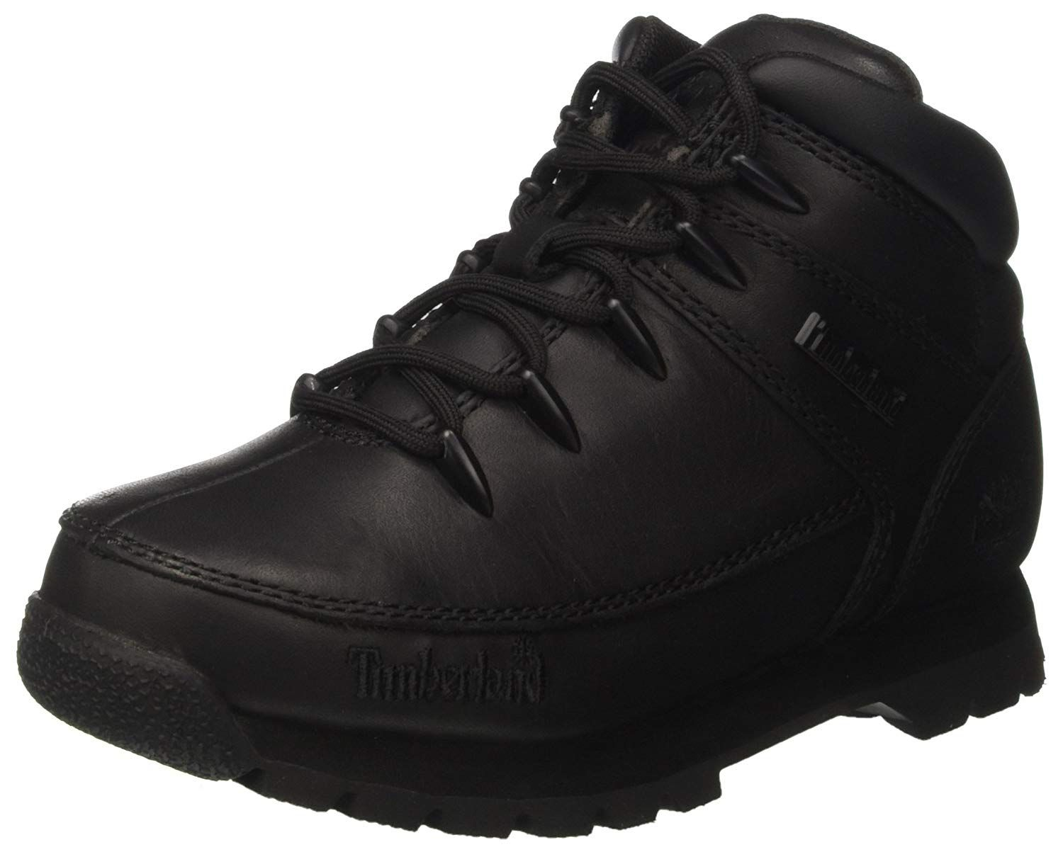 bce8dd08e1 Timberland Youth Euro Sprint Leather Boots ** It is great to have you for  visiting our photo. (This is an affiliate link) #timberlandbootsforgirls