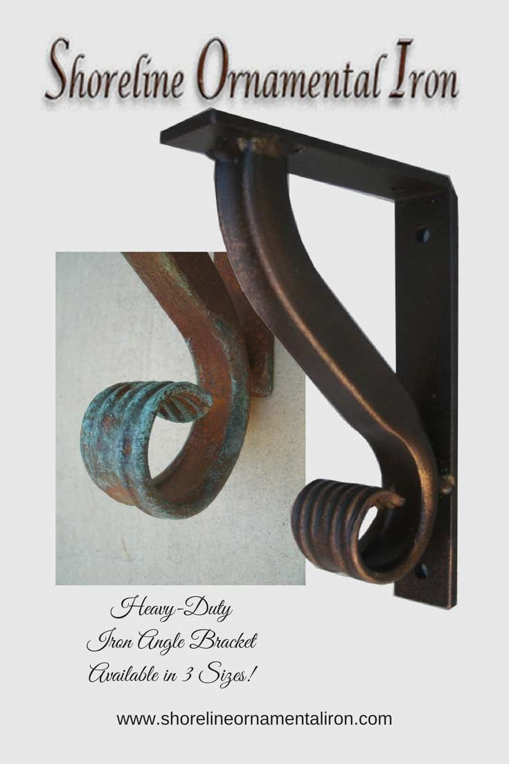 Standard 1 Inch Metal Brackets In 2019 All Things Iron