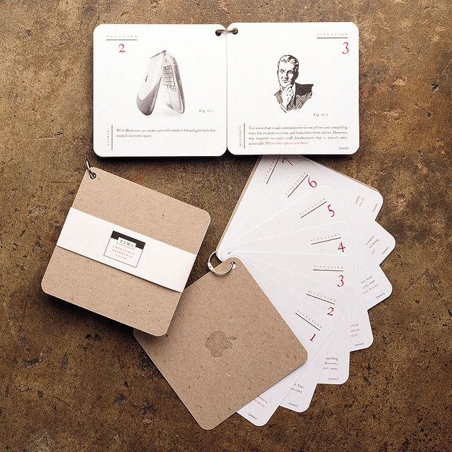 Apple Computer Direct Mail by Citizen The Agency Branding - mailing label designs