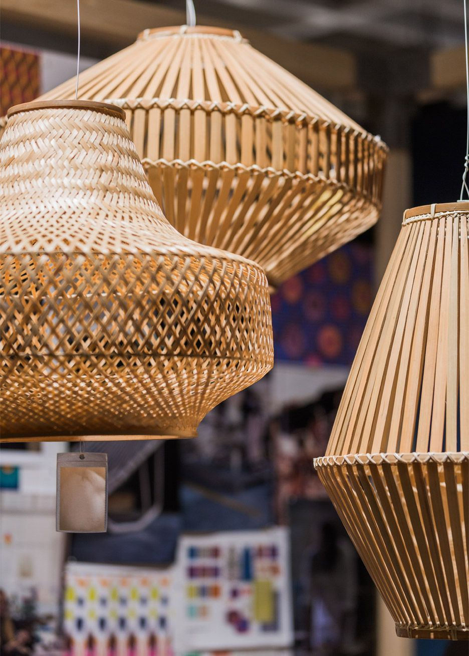 New Ikea Collection Features Indonesian And Vietnamese Inspired Home Goods Curbed Indonesian Decor Asian Home Decor Home Decor Baskets