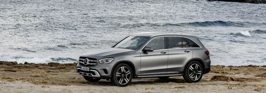 The 2020 Mercedes Benz Glc Class Includes Multiple Engine Options
