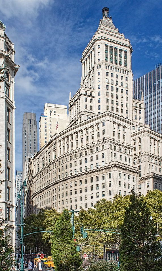 Standard Oil Building 26 Broadway New York City Buildings New York City City Architecture