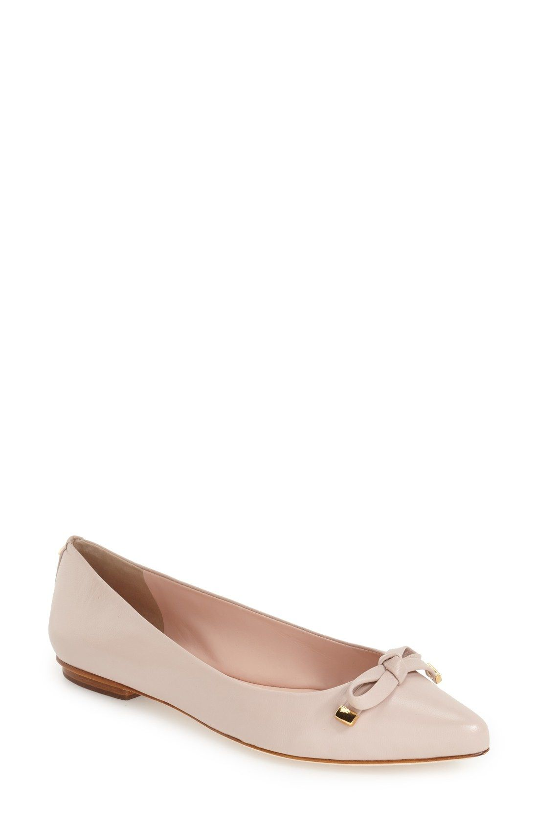 b5c5cd419 kate spade new york 'emma' pointy toe flat (Women) available at #Nordstrom