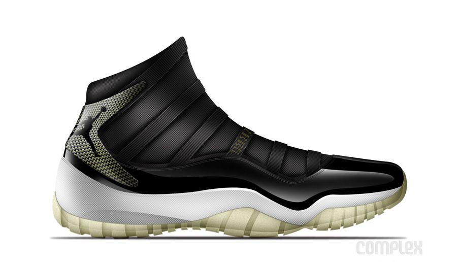 air jordan xi elite rendering Classic Nike Basketball Elite Renderings by  Brett Golliff fc2fa8c3b