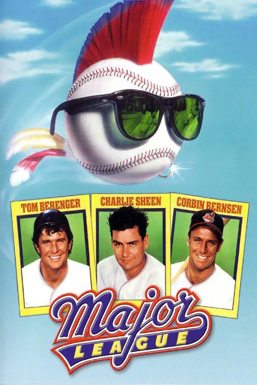 Major League (1989) Baseball movies, Major league movie