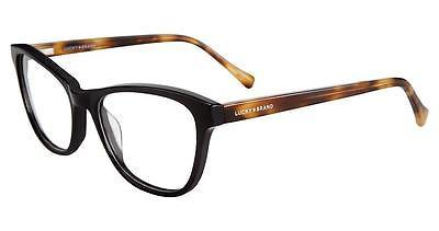 103.36$  Buy here - http://vizxv.justgood.pw/vig/item.php?t=ate7o89568 - Lucky Brand Spectacles D207 Female Eyeglasses Black 54mm 103.36$