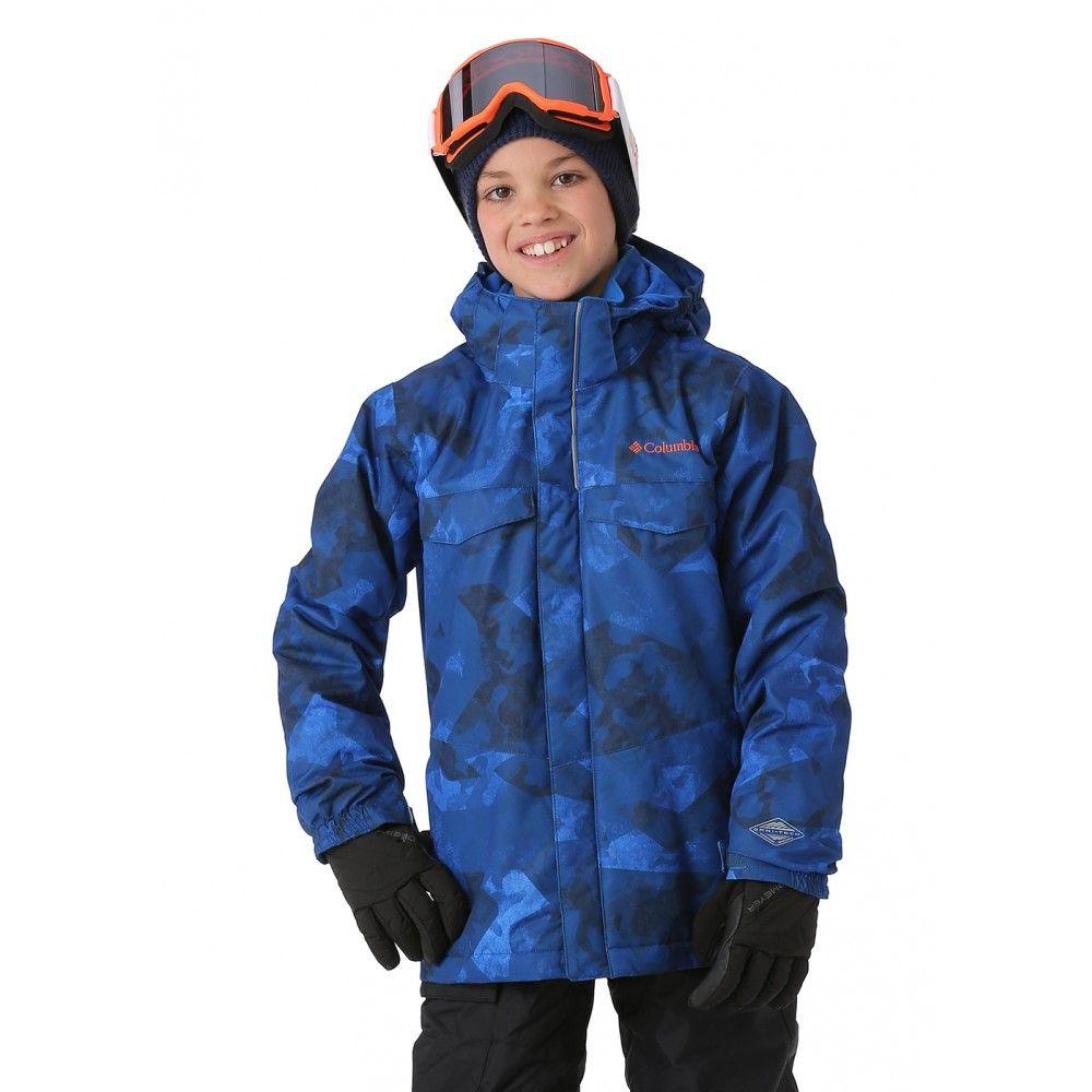 8121e49fc Columbia Boys Bugaboo Interchange 3-in-1 Jacket | Skiing | Jackets ...