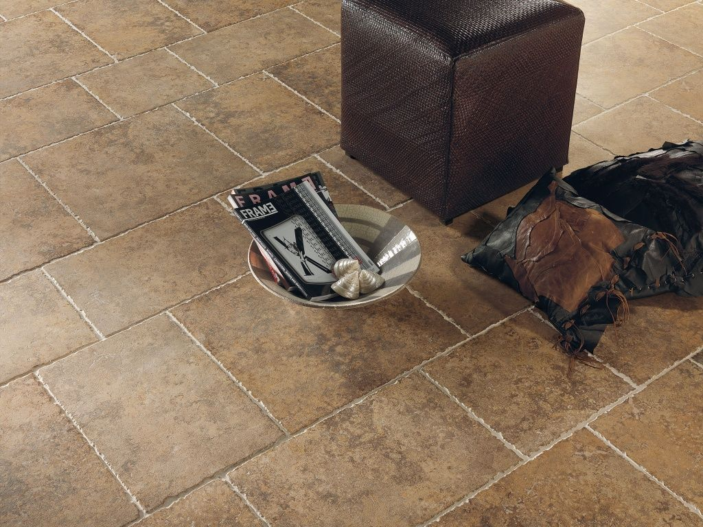Interceramic Indian Stone Glazed Porcelain Floor