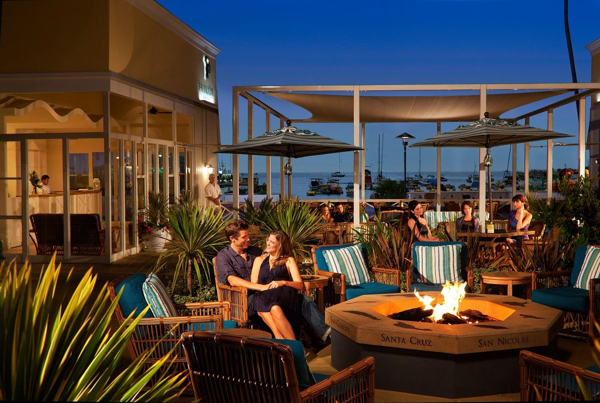 Pavilion Hotel Catalina Island Ca