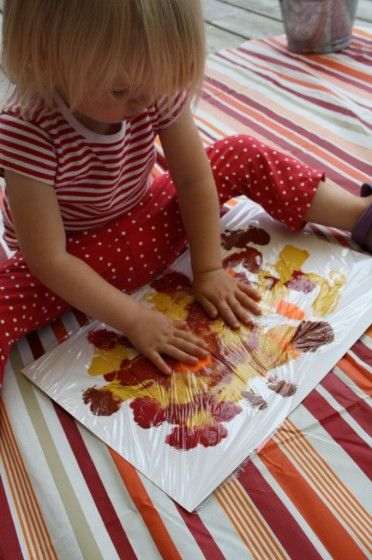 Fabulous Fall Collage for Toddlers | Preschool! - photo#18
