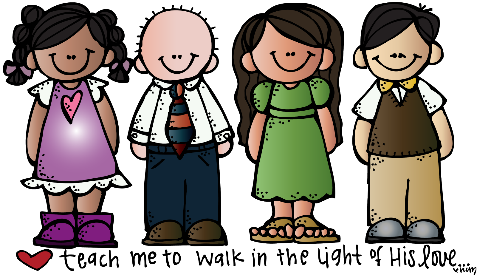 Lds I Love Primary Clipart