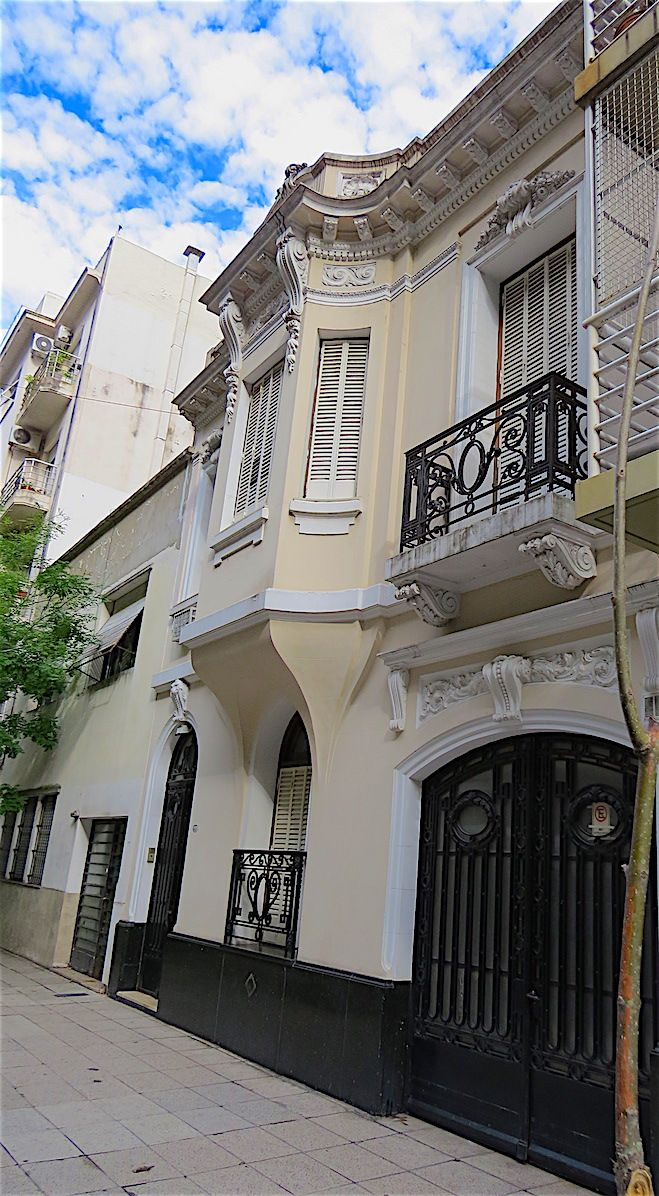 The houses of Buenos Aires by Fab Daniele