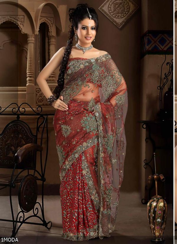 Wpid most expensive indian wedding dress 2015 2016 for Most expensive wedding dress in india
