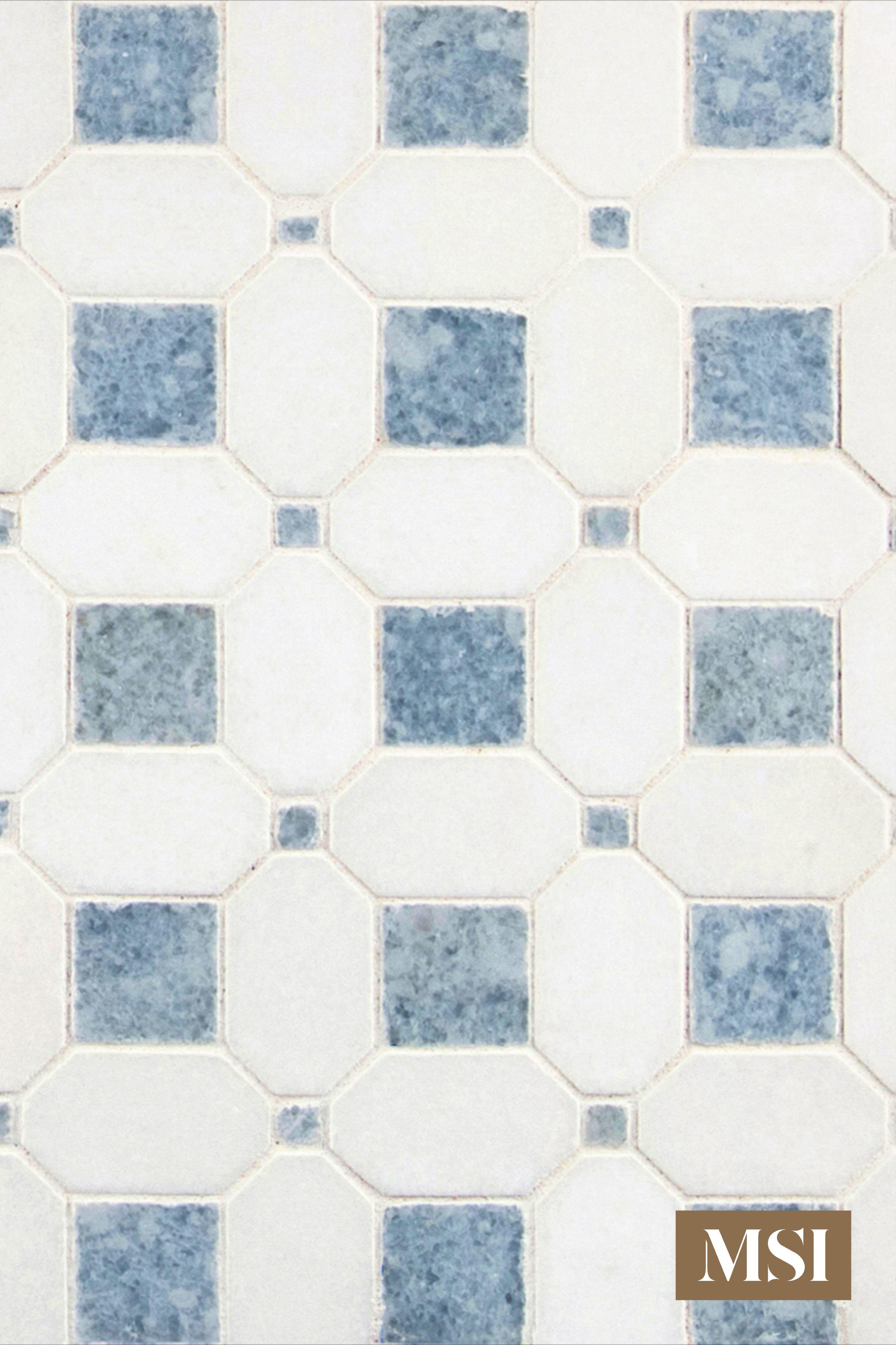 Azula Hatchwork Marble Tile In 2020 Geometric Floor Colorful Tile Floor Patterned Wall Tiles
