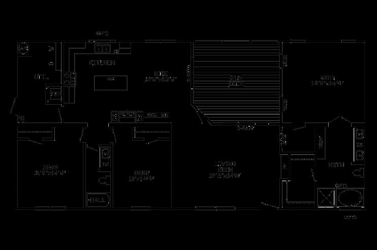 Interactive Floorplan SOHO-203 THE HOUSTON | 43SHE30623AH | Clayton on auburn home office, brooklyn home office, avon home office, lexington home office, oakley home office, georgetown home office, madison home office, lincoln home office, newport home office, stanley home office, adams home office, thomasville home office,