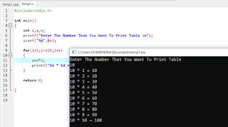 طريقك إلى احتراف البرمجة لغة سي C Labels Print Weather