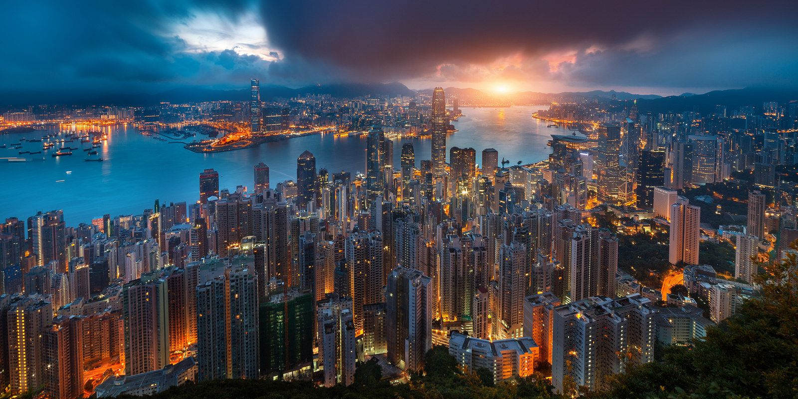 Good Morning Hong Kong Hong Kong R Wallpaper Photos Of