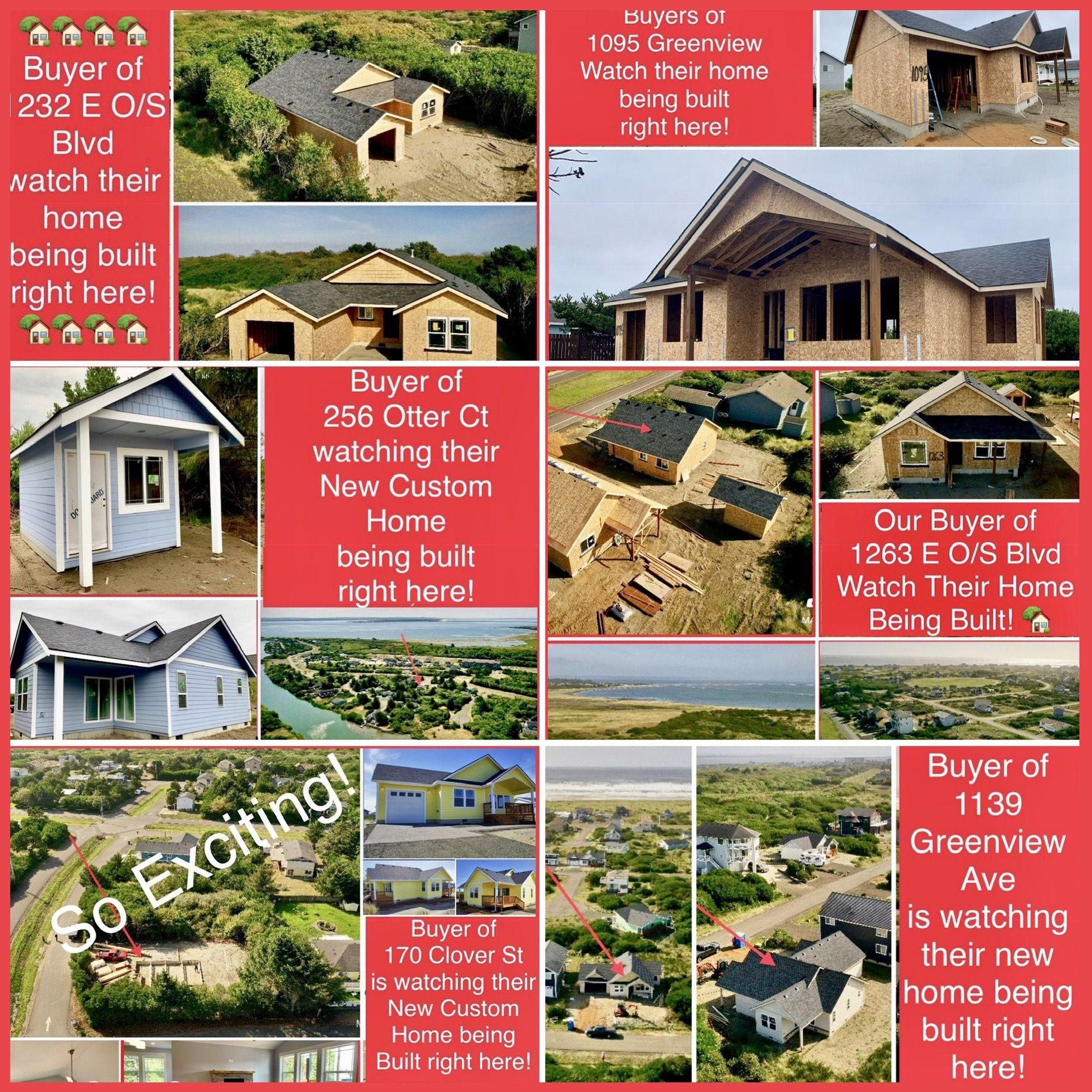 Ocean Shores WA New Homes Pending Sale 10 19