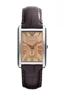 Diese mag ich auch sehr. Armani Damenuhr Marco Classic