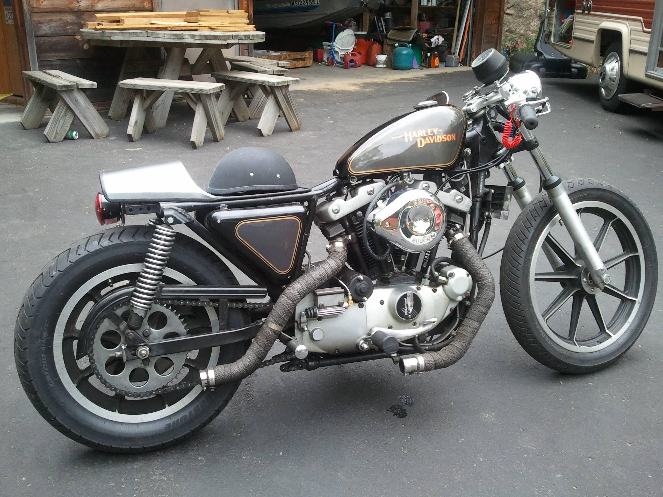 My Bike 79 Ironhead