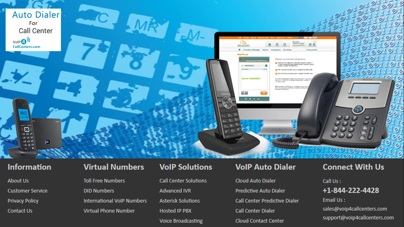 VoIP4CallCenters #VoIP number #VoIP TOll Free NUmbers #VoIP Solution