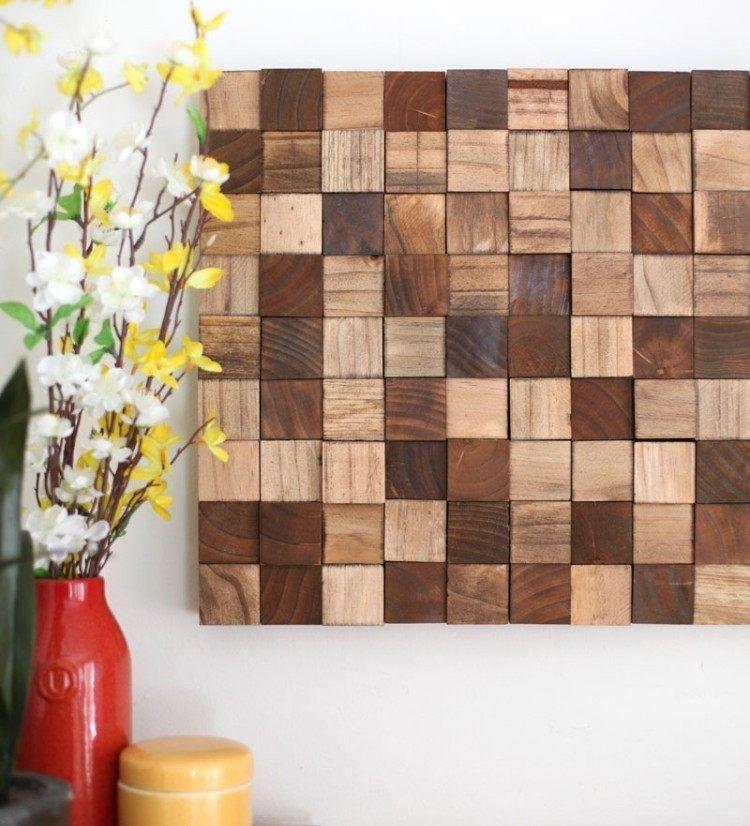 die besten 25 holz deko selber machen ideen auf pinterest selbstgemachte holz deko holz. Black Bedroom Furniture Sets. Home Design Ideas