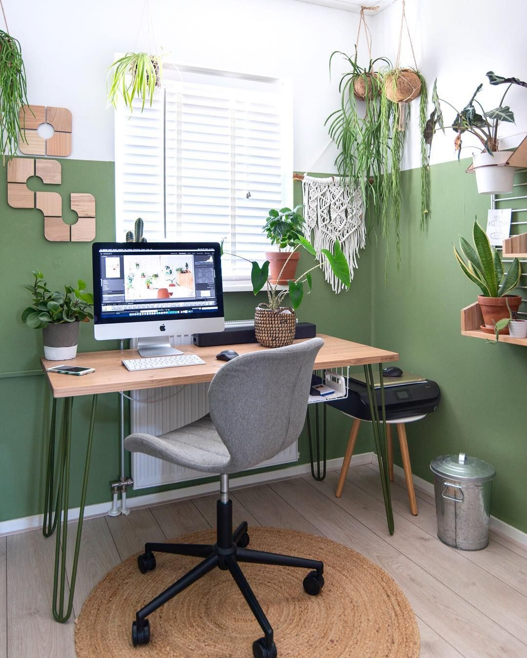 Clever Home Office Decorating Ideas You'll Want To Steal