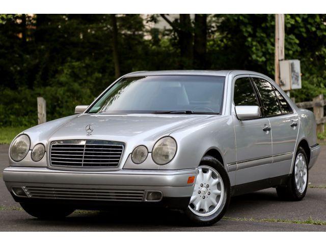 1999MercedesBenzE300E300DTurboDiesel Mercedes benz