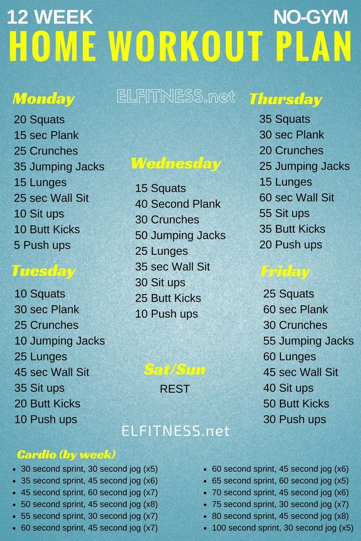 Day Weight 3 Lifting Routine