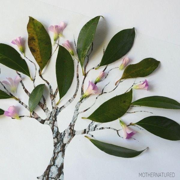 Seasonal Tree printable