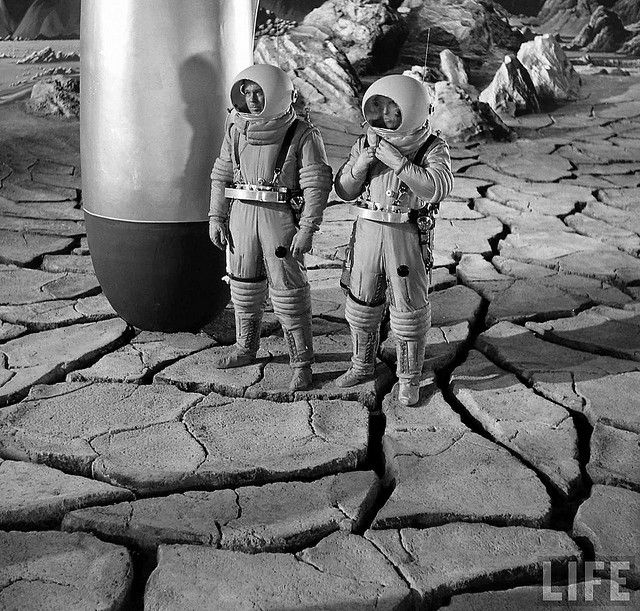1950 ... 'Destination Moon' | Rocket Power | Science ...