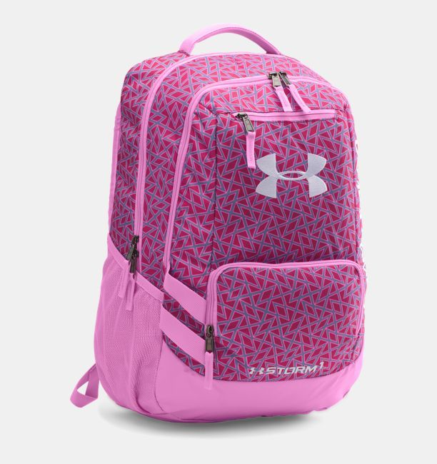 a6817f76806d Shop Under Armour for UA Storm Hustle II Backpack in our Unisex Bags  department. Free shipping is available in US.