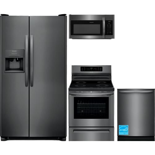 Best Includes Frigidaire Lfss2612Td Bs 25 5 Cuft Side By 400 x 300