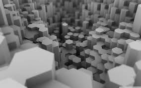 Image result for hexagon 3d