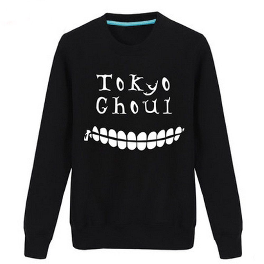 Camplayco Tokyo Ghoul Logo Cosplay Hoodies Warm Coat Size S ** You can get additional details at the image link.