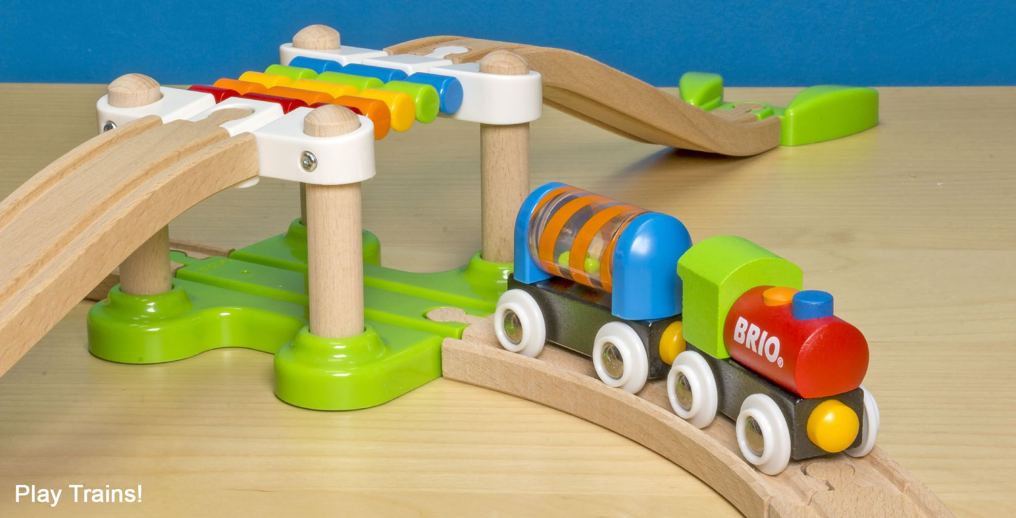 Astounding The Play Trains Guide To The Best Wooden Train Sets 2018 Theyellowbook Wood Chair Design Ideas Theyellowbookinfo