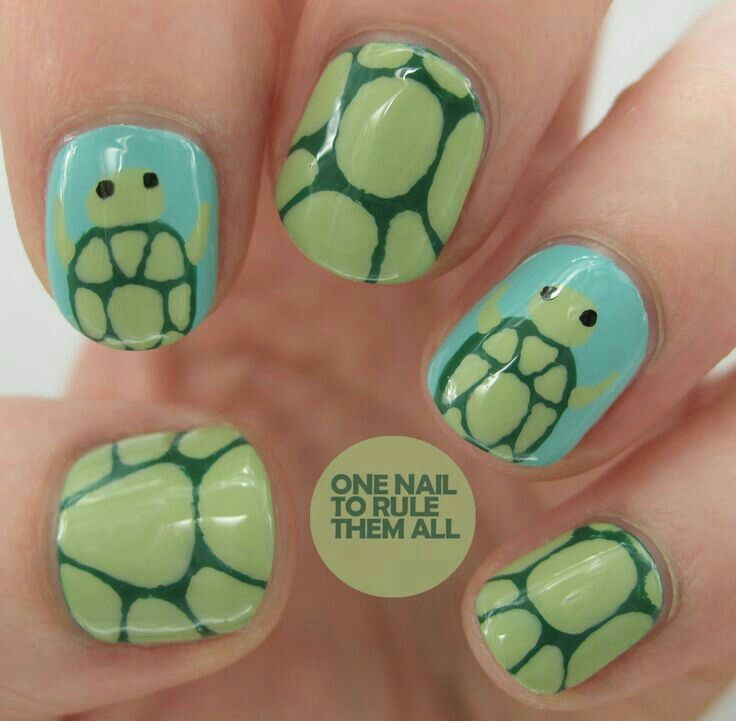 Pin by Salon Help Wanted on Nail Art   Pinterest   Nail desighns ...
