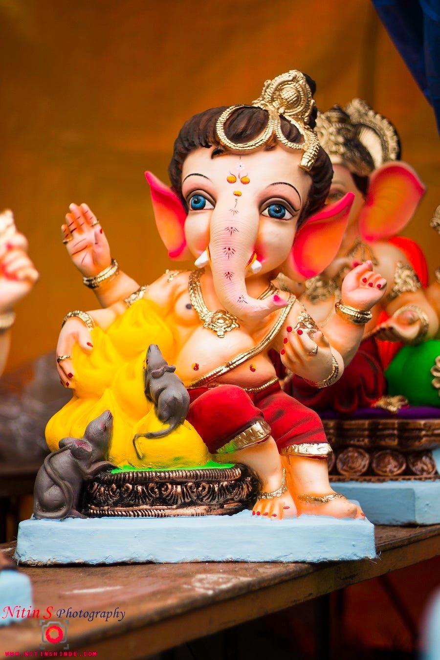 Little Ganesh Baby Ganesha Ganesh Idol Ganesh