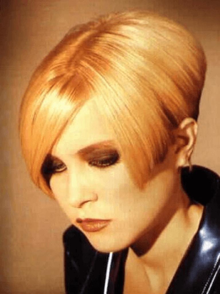 Bob Frisur Extrem Blond Haare Bob Frisur Extrem Kurze Haare Frauen Haarschnitt Frauen