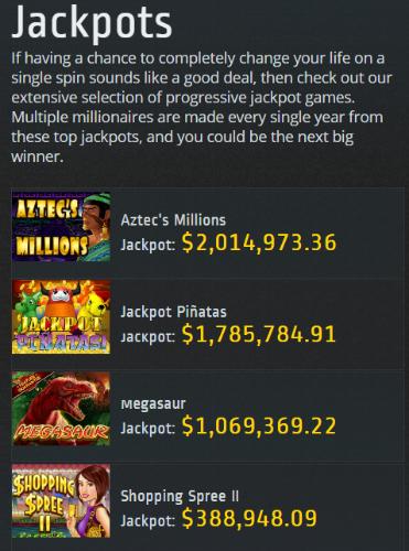 Club World Casino Promotion Code