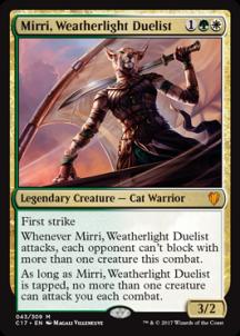 Planeswalker Mythic DOMRI RADE NM mtg Gatecrash Gold