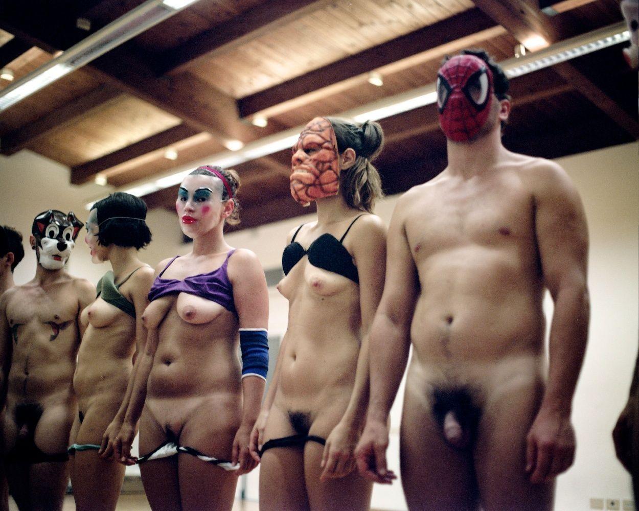 art gay genital nude