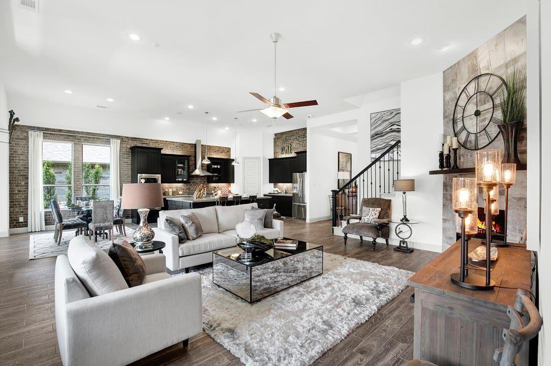 New Homes For Sale Gehan Homes Yale Floor Plan Gallery