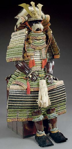 Kozane Armor Nihon No Katchu Samurai Armour Forum Samurai